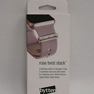 Bytten rose gold stack for iwatch